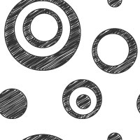 charcoal scribble dot background pattern tile